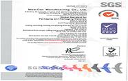 SGS认证-铁盒厂家