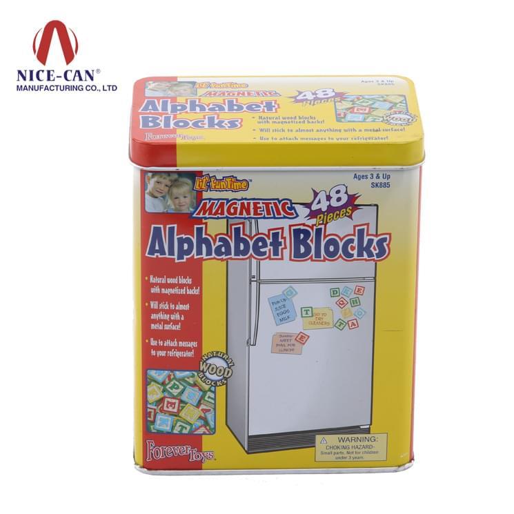 马口铁饼干包装盒|高级饼干包装盒|食品包装铁罐 NC2035