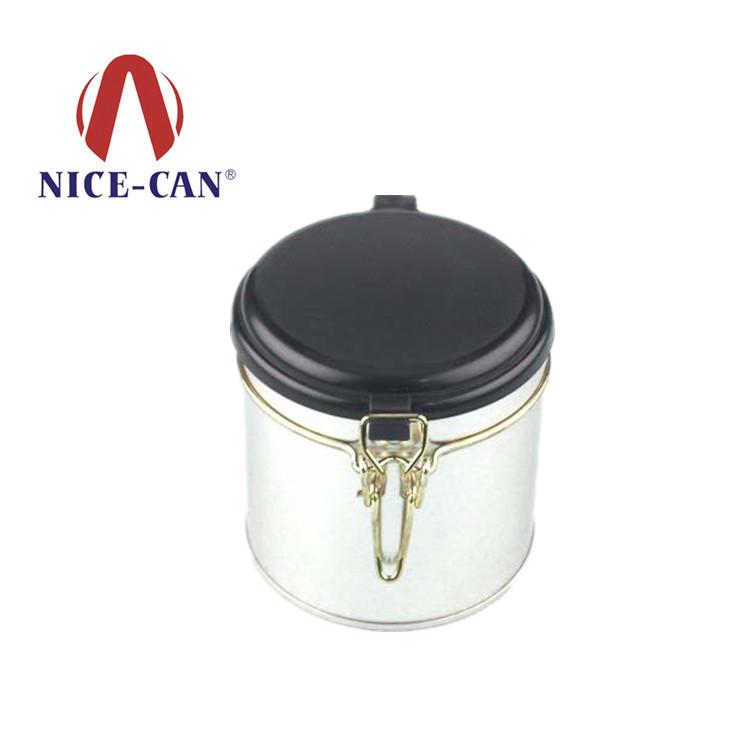 圆形马口铁罐定制|食品密封罐 NC2590A