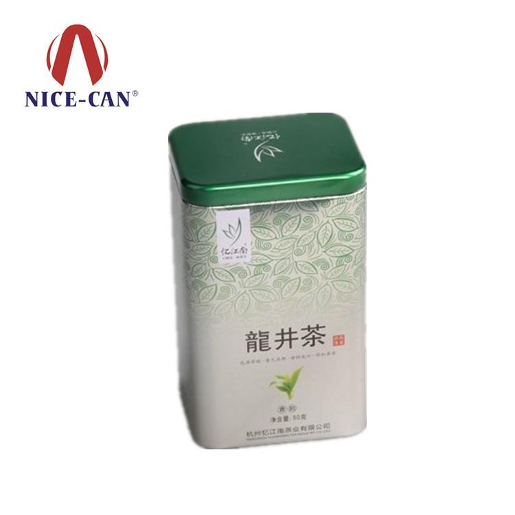 龙井茶铁盒定制 NC2774