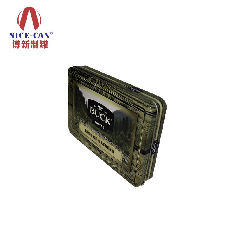 巧克力铁盒礼盒包装|巧克力铁皮盒|大号马口铁盒定制 NC2403B-007