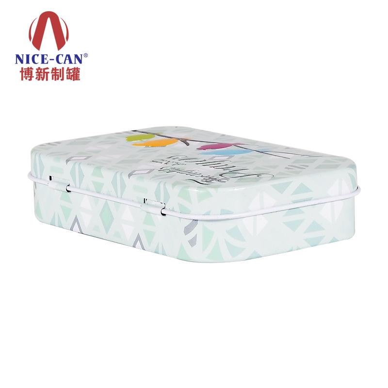 保健品铁盒|礼品包装铁盒|长方形马口铁盒 NC2025-008