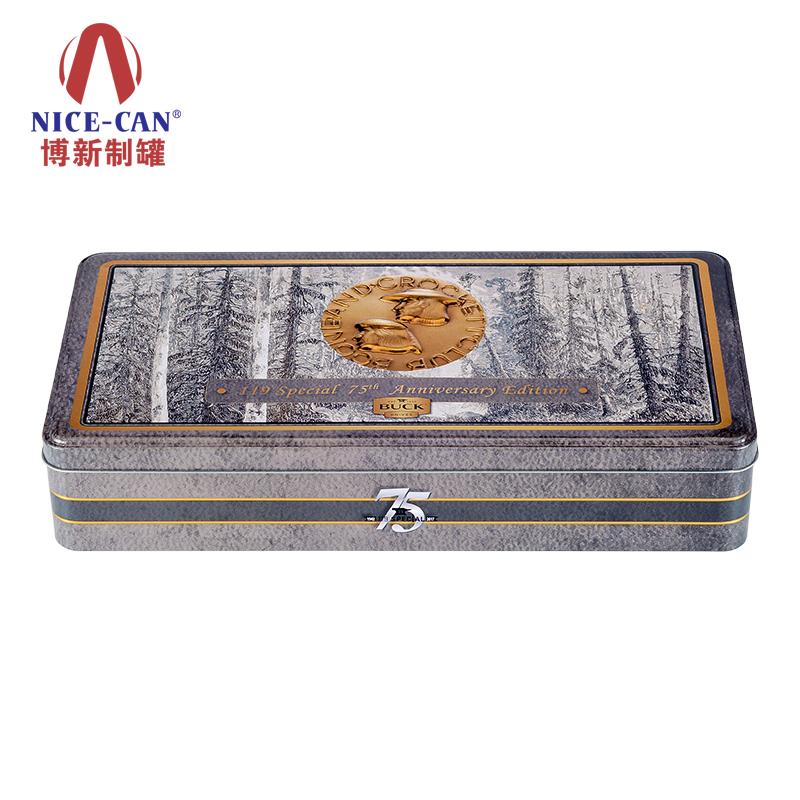 保健品铁盒|礼品铁盒|长方形马口铁盒|马口铁罐 NC3167-003