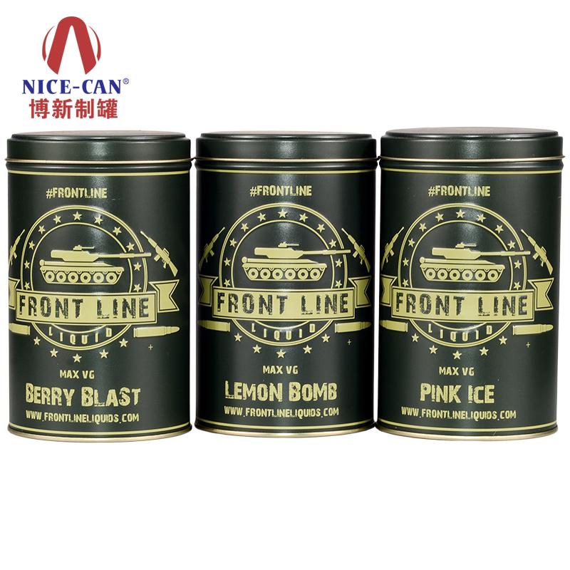 圆形茶叶罐|咖啡包装罐|食品包装铁罐 NC2849B