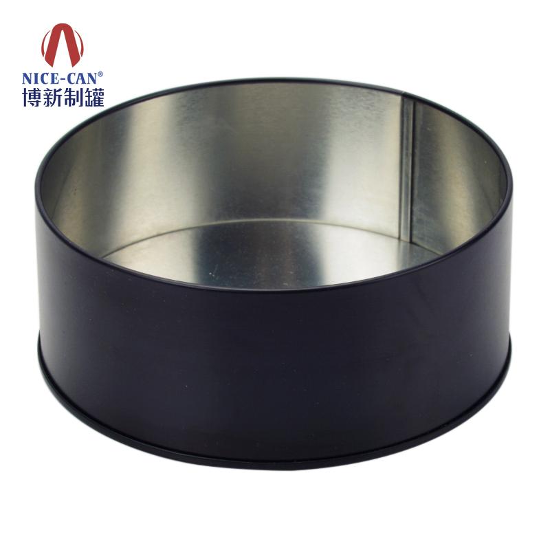 圆形铁盒 通用铁盒 茶叶铁罐 NC3178