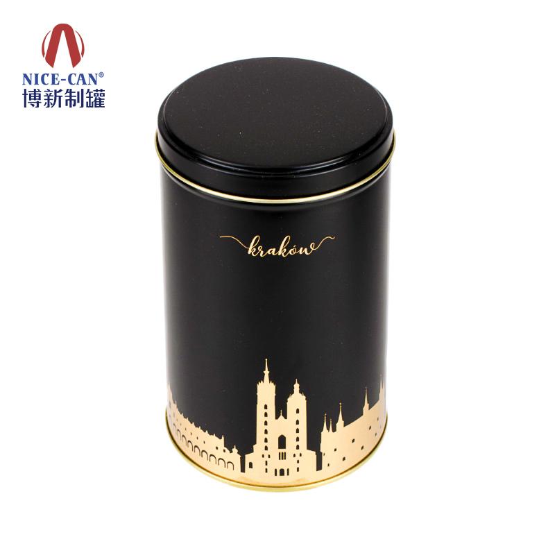 茶叶铁罐 圆形铁罐 食品铁罐 NC2849B-021