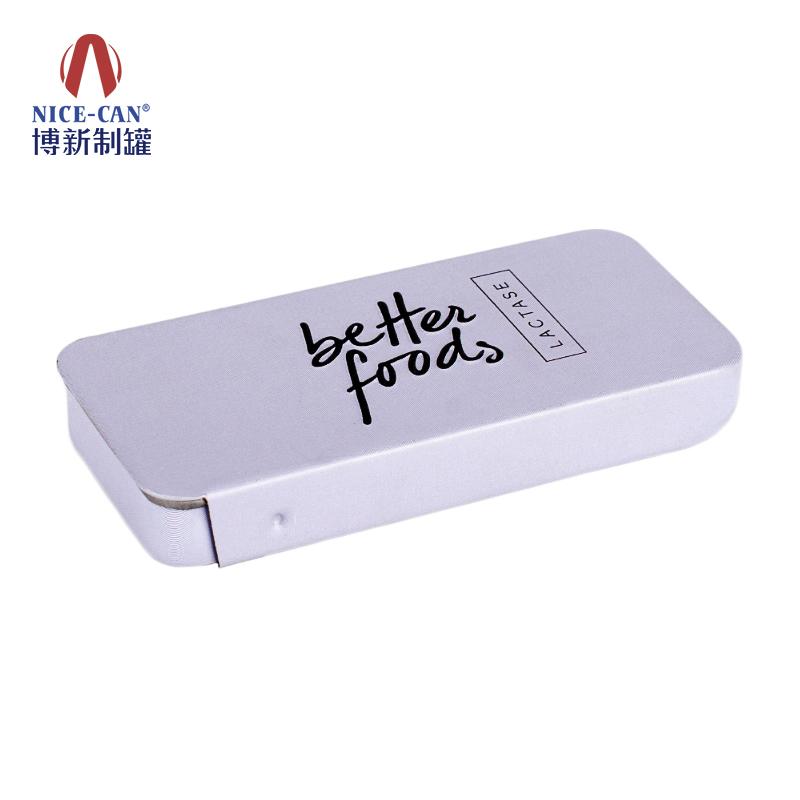 食品铁盒|糖果铁盒|方形铁盒|巧克力铁盒 NC3226-002