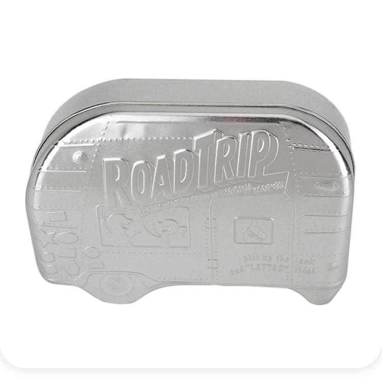 汽车铁罐|糖果汽车铁罐|异形铁罐|光油汽车罐 NC2916