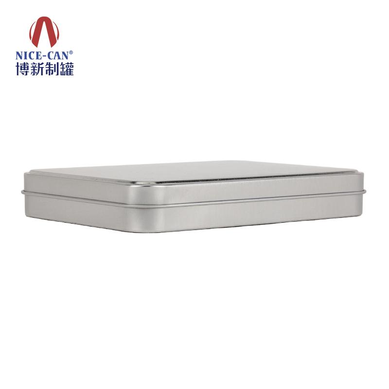 糖果金属盒|马口铁饼干盒|通用金属包装盒|方形金属盒 NC2405