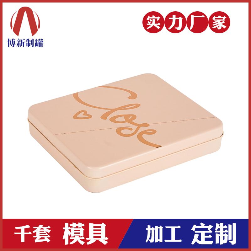 通用糖果铁盒包装-方形糖果铁盒