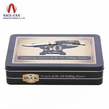 方形马口铁罐 铁盒 巧克力盒定制 NC2403