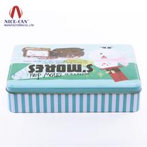 马口铁罐 铁盒 巧克力盒定制 NC2403H