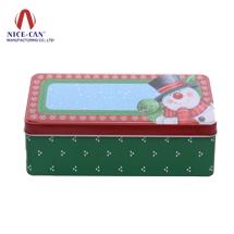 马口铁罐 铁盒 巧克力盒 糖果盒 饼干盒定制 NC2516