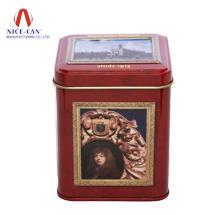 马口铁罐 铁盒 咖啡盒 茶叶盒定制 NC2520
