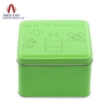 马口铁罐 铁盒 礼品盒 糖果盒定制 NC2535H
