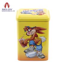 马口铁罐 铁盒 咖啡罐 巧克力盒定制 NC2636H