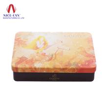 礼品盒 马口铁罐 铁盒 巧克力盒定制 NC2684