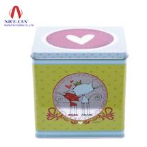 糖果铁盒盒 食品包装铁罐 马口铁盒 铁罐定制NC2768