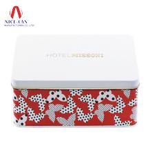 酒店储物盒 礼品盒 糖果盒 马口铁盒 铁罐定制 NC2796B