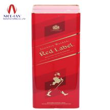 威士忌酒罐 红酒包装盒 礼品盒 茶叶盒 马口铁盒 铁罐定制 NC2831