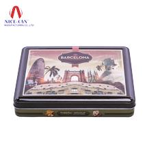 巧克力盒 礼品盒 糖果盒 马口铁盒 铁罐定制 NC2846