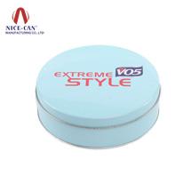 马口铁化妆品盒|护肤品铁盒定制|圆形铁罐定制 NC2267s