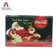马口铁罐定制 冰箱贴标示标牌定做 马口铁罐厂家 NC2346