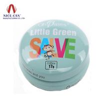马口铁化妆品盒|护手霜铁盒|手工皂金属盒 NC2368