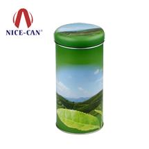圆形茶叶铁罐定制|马口铁茶叶罐|茶叶罐生产厂家 NC2746