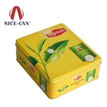 立顿茶叶铁罐|马口铁茶叶铁罐定制|茶叶罐生产 NC2922