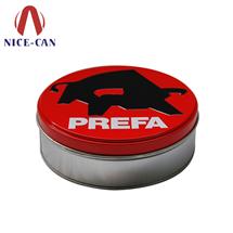 马口铁化妆品盒|护手霜铁盒|护肤品铁盒 NC2417C