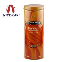 高档威士忌酒罐定制|葡萄酒罐包装 NC2433
