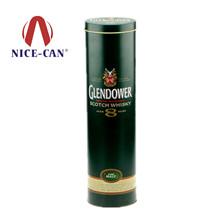 葡萄酒精装铁盒 高档红酒铁盒 NC2252