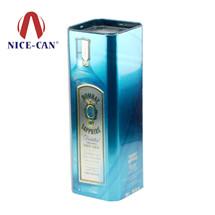 方形马口铁酒罐 高档精装酒罐 NC2703
