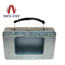 方形礼品铁盒 马口铁礼品盒 NC2661