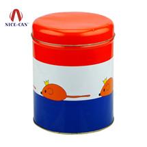 马口铁糖果盒|食品包装盒 NC2449