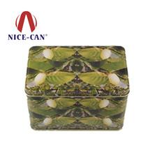 方形马口铁食品盒 NC2602