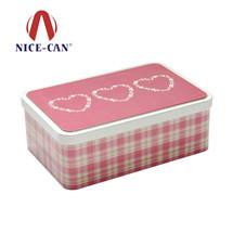 方形马口铁面膜铁盒 NC2111