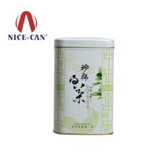 白茶铁盒定制|茶叶铁罐 NC2456