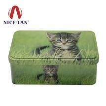 方形马口铁礼品盒 NC2111
