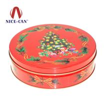 圣诞铁盒定制 NC2267