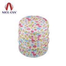 圆形马口铁盒 NC2267