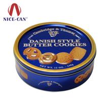 圆形饼干铁罐 NC2961