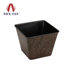 梯形马口铁桶 NC3028