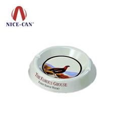 马口铁烟灰缸 NC2040