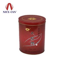 大红袍茶叶铁罐 NC2417