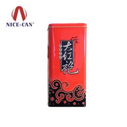 大红袍茶叶铁罐 NC2452