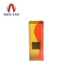 方形开窗铁罐定做 NC2439