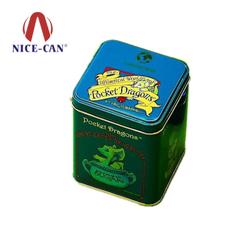 食品铁盒|正方形铁盒定做 NC2264
