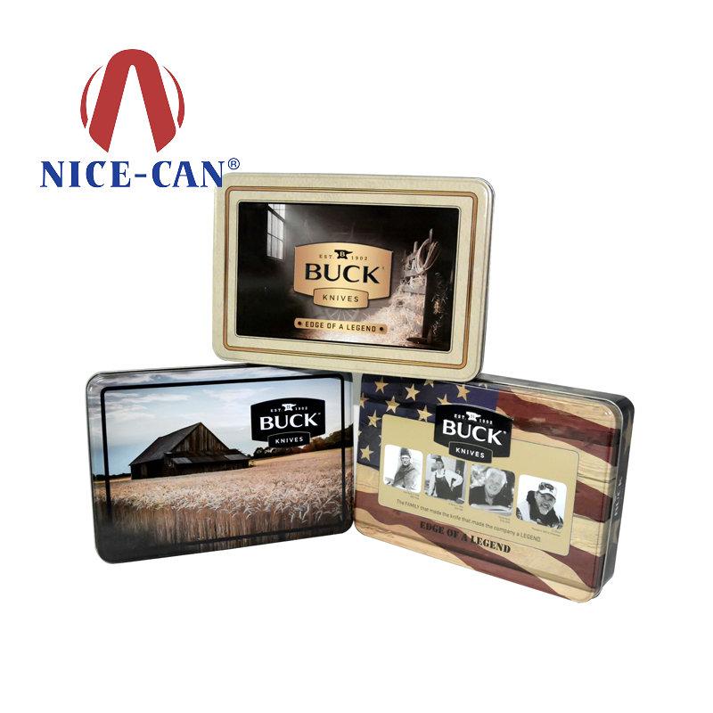 马口铁刀盒| 刀具铁盒定做  NC2403H-023